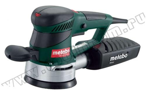 Metabo SXE 450 TurboTec Эксцентр.шл.маш.,150мм